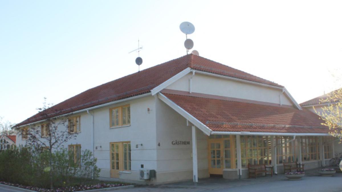 Gästhemmet - information