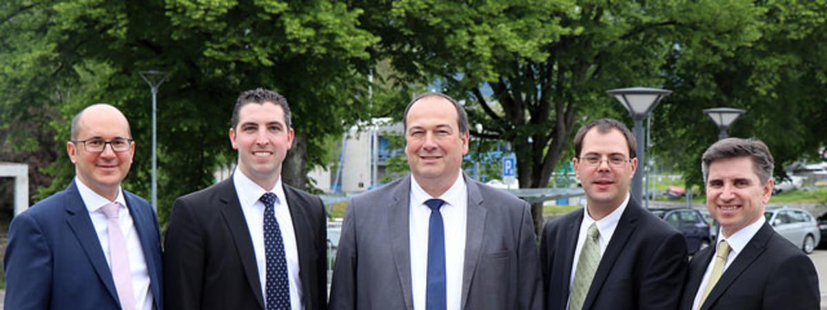 Pieu de Lausanne, Suisse; nouvelle présidence de pieu