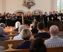 Chor, Chor3, Auftritt, Konzert, Singen