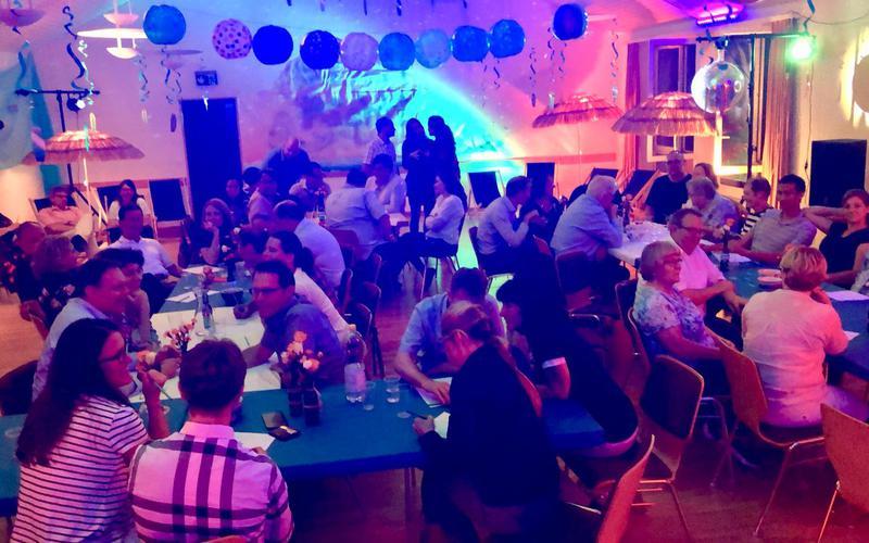 Retroabend, Tanzabend, Gemeinde Richterswil