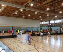 Fairplay, viele Kinder und Freude am Sport. So kann man das diesjährige Unihockey-Turnier des Pfahles St. Gallen in der Sporthalle Breit in Embrach am 23. Februar 2019 zusammenfassen.
