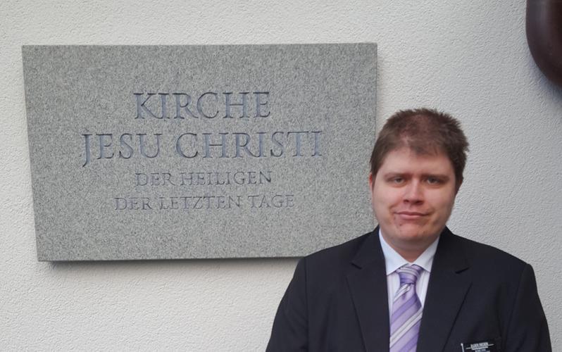 Marc Riesen (22 Jahre alt), ein Bruder aus der Gemeinde Richterswil, Pfahl St. Gallen, hatte immer den Wunsch eine Vollzeitmission zu erfüllen.