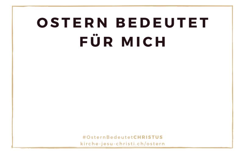 """Initiative """"Ostern bedeutet Christus"""" ist Ansporn zu christlichem Dienst am Nächsten"""