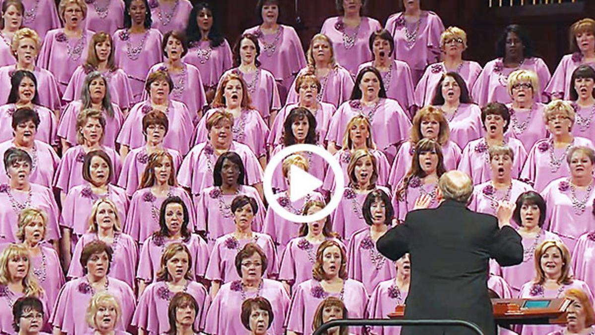 Mannheimer Musikfreund freut sich auf die Tournee des Mormon Tabernacle Choir