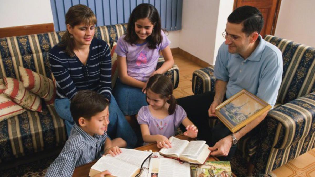 Das Beispiel rechtschaffener Eltern
