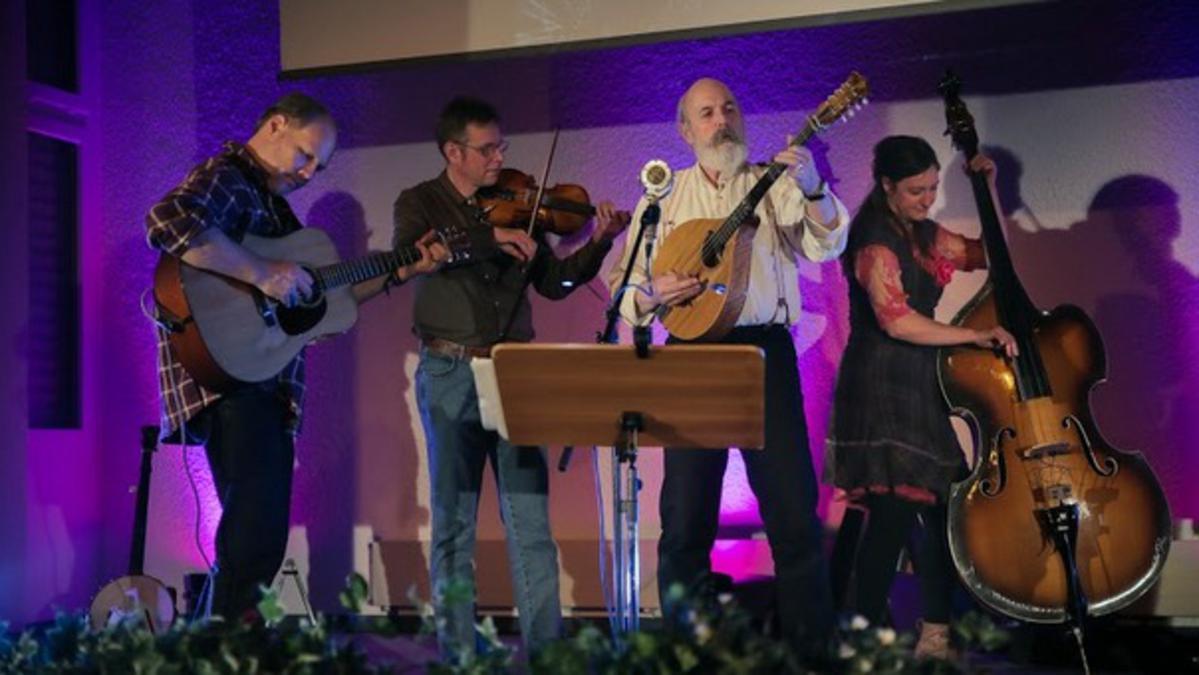 Folk, Americana, Bluegrass and Irish Handmade Music