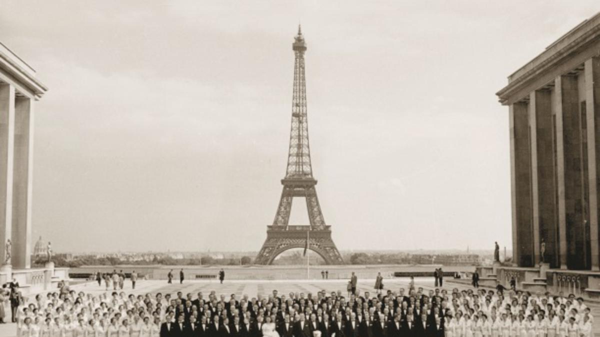 Der Mormon Tabernacle Choir plant im Jahr 2016 eine Tour durch Europa