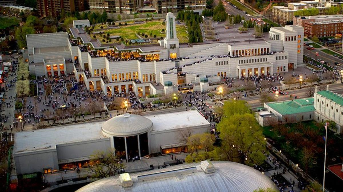 Conference Center in Salt Lake City, Utah and online (lds.org.uk)