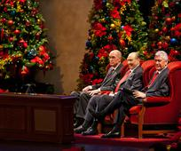 First Presidency's Christmas Devotional 2017