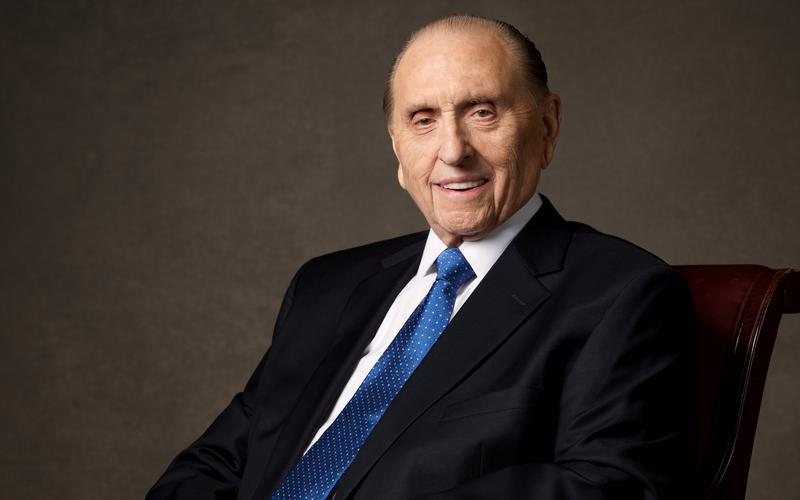 Funeral services for President Thomas S. Monson