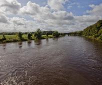 River Ribble Preston