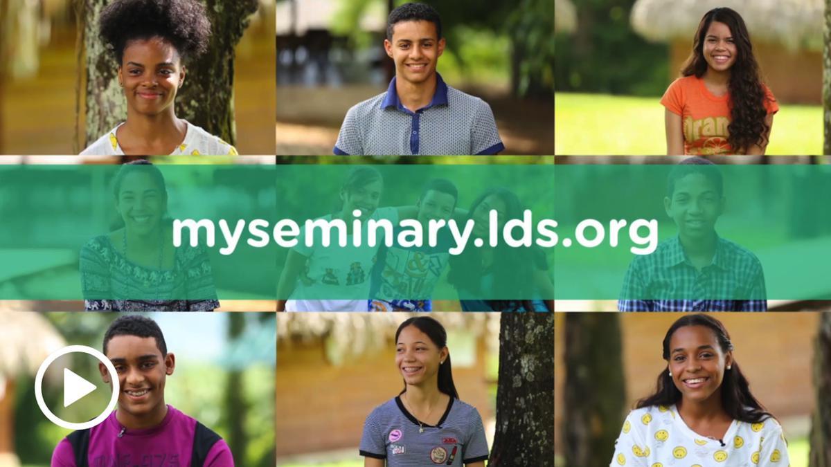 Podporujem svoje deti v seminári