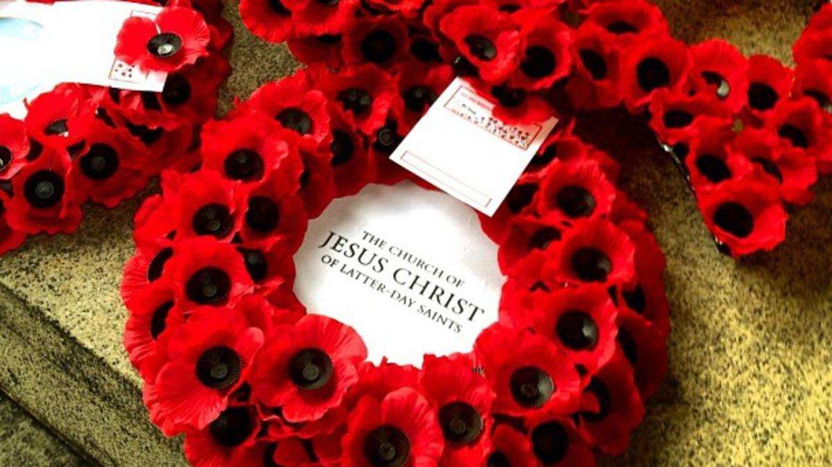 Uk Members Continue To Support The Poppy Appeal