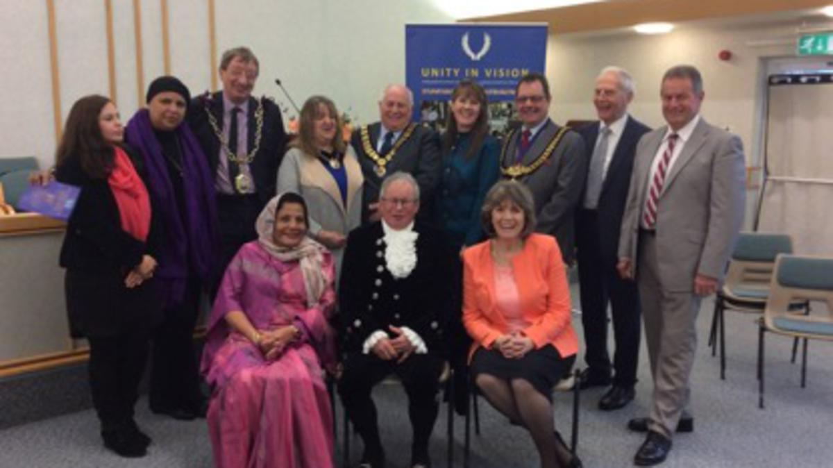 Interfaith Work in Poole Stake