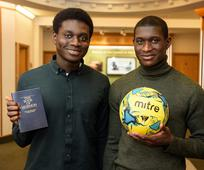 From Professional Footballer to Mormon Missionary