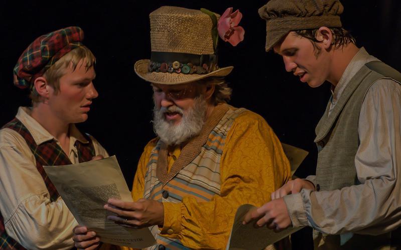 Victorian Musical Celebration Begins Two Week Run