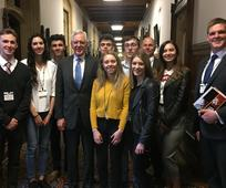 YSA's with Elder Christofferson