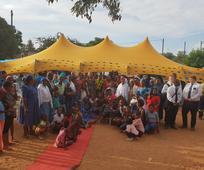 Family Reunion in Botswana