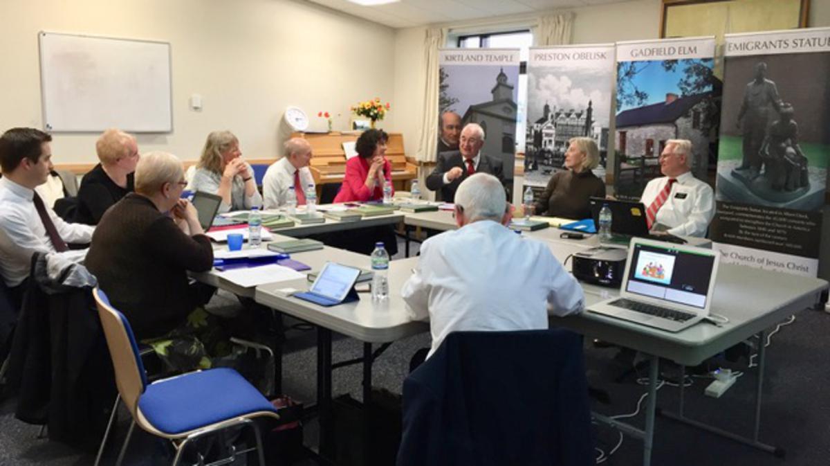 Church History Council