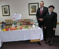 Working Together to Dispel Food Poverty