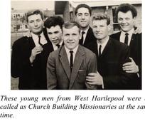 Church building missionaries