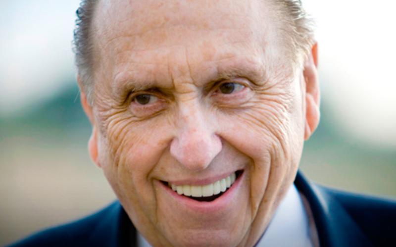 President Thomas S. Monson Dies at Age 90