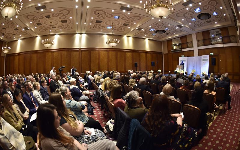 The World Women's Interfaith Conference 2018 had over 300 guests from many faiths including Muslims, Hindus, Sihks, Bahai, LDS and spiritualists.