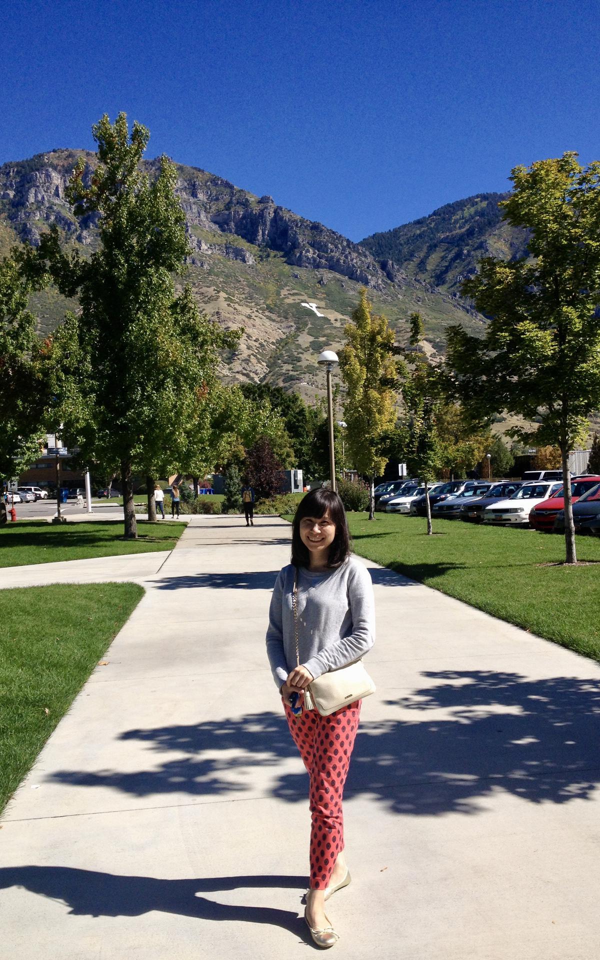 Vivian in Utah