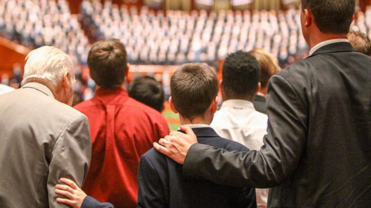 Priesthood Meeting