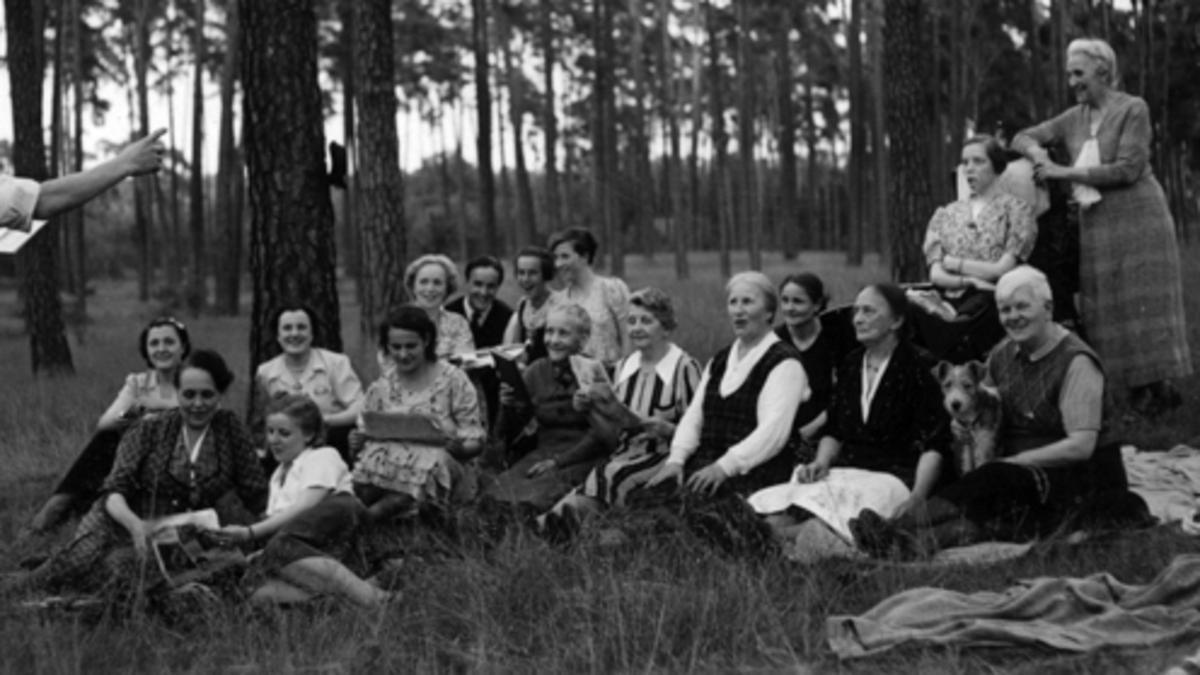 Women during WW2