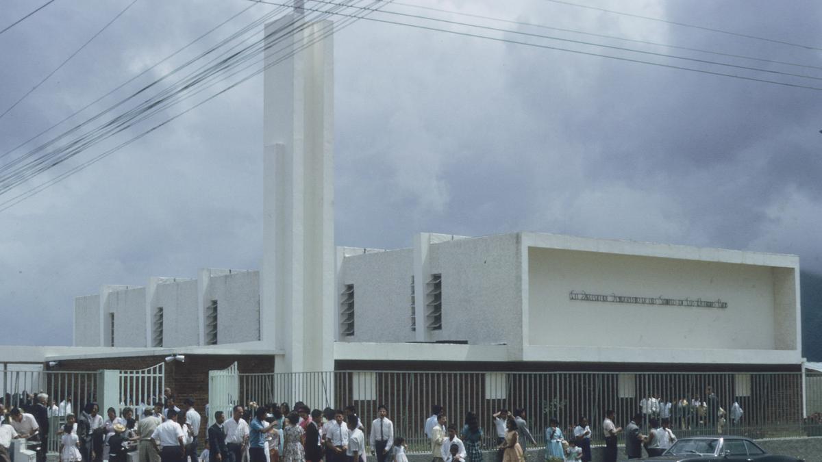 Desarrollo de la Iglesia en El Salvador