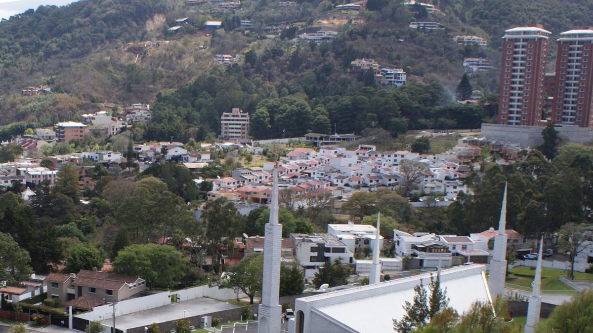 Desarrollo de la Iglesia en Guatemala
