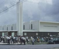 Chapel El Salvador 1966