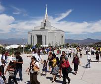 Tegucigalpa Temple casa abierta