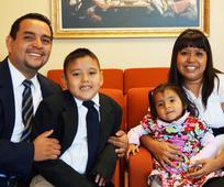 Familia Calderón
