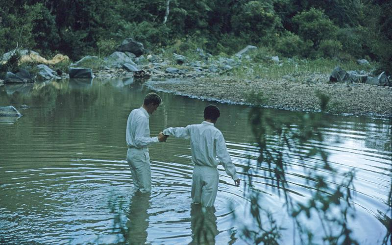 Baptism Jutiapa 1965