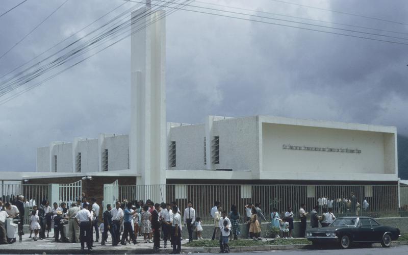 Capilla San Salvador 1966