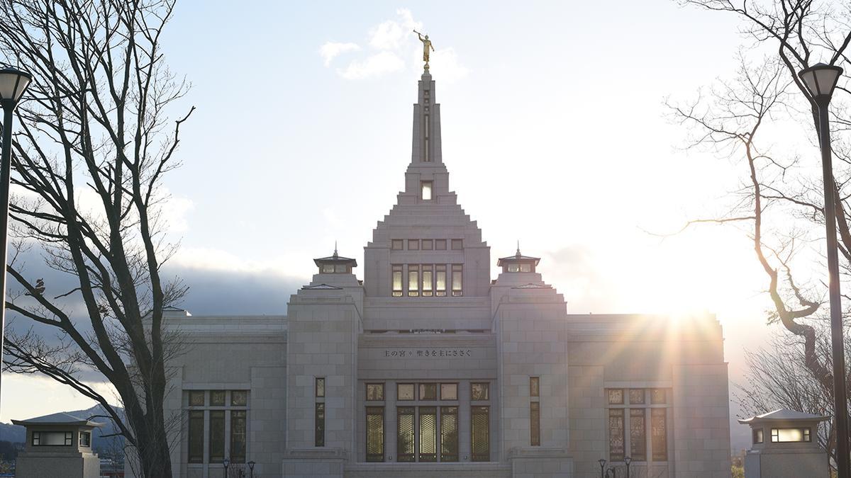 Sapporo Temple Dedication FAQ