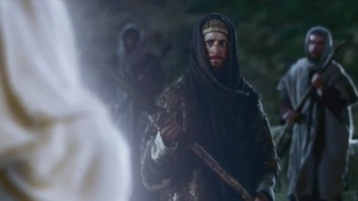キリストの誕生を告げ知らされる羊飼い.png