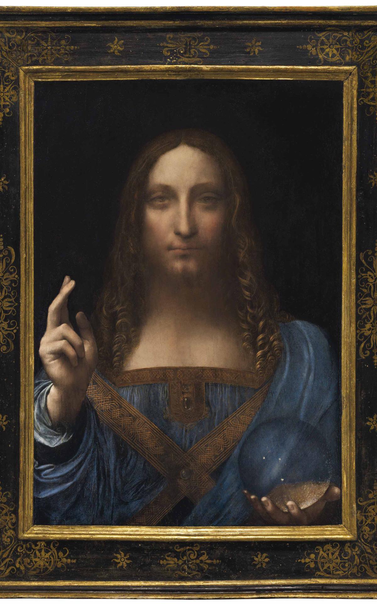 Pintura sobre Jesus Cristo