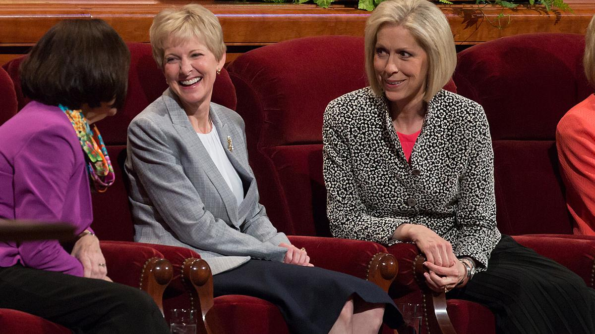 Sessão Geral das Mulheres