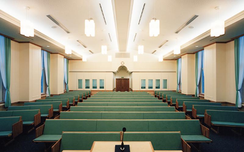 教会施設サービス