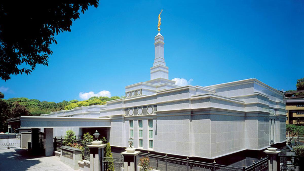 福岡神殿宿泊施設案内 -Fukuoka Temple Patron Housing Information-