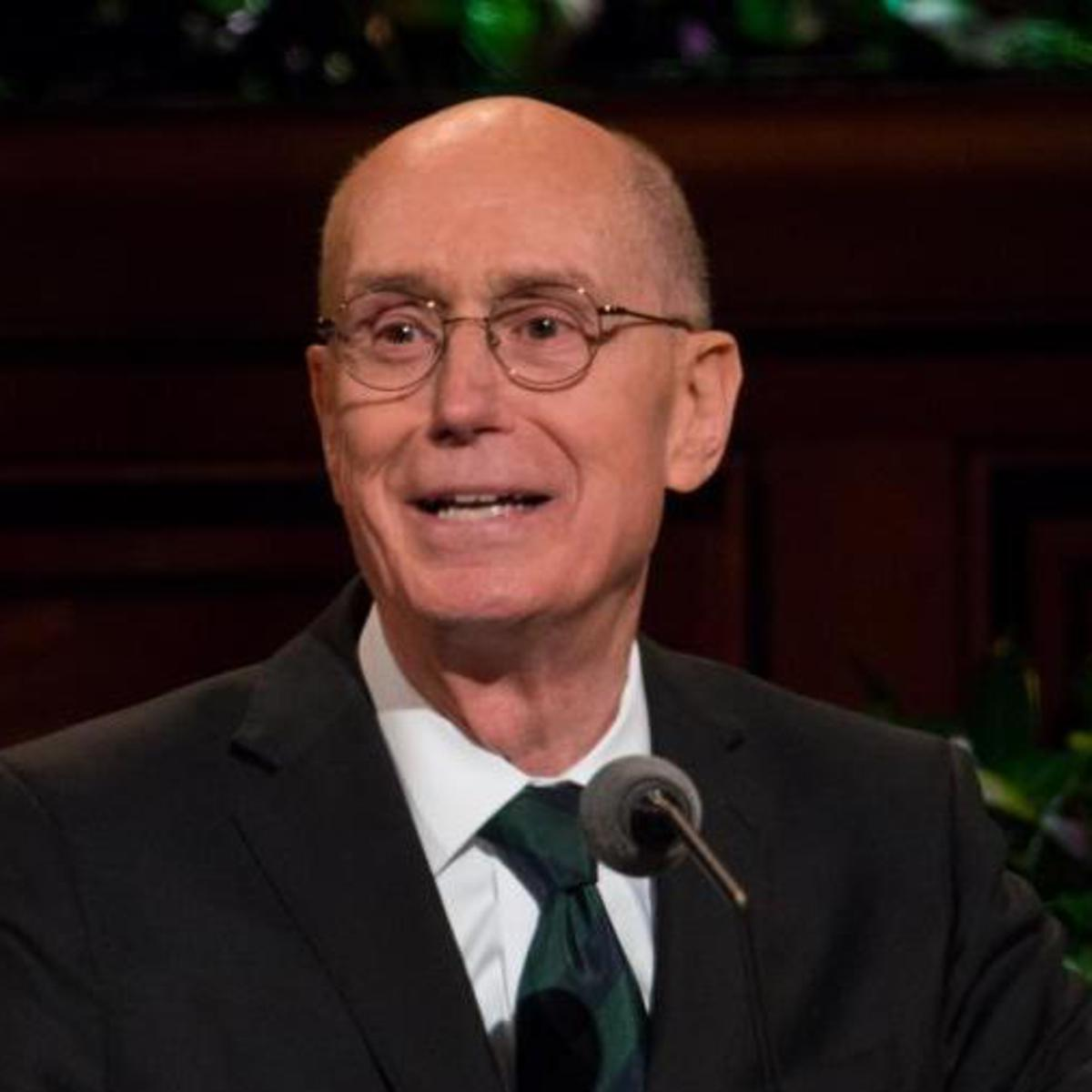 Pres Eyring