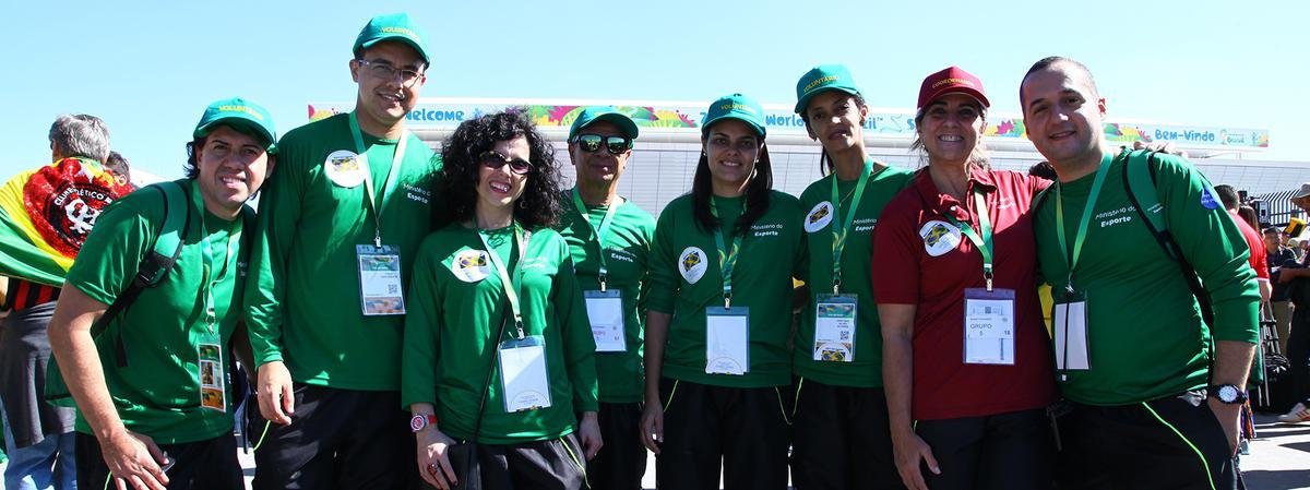 피파 월드컵에서 몰몬 자원봉사자들