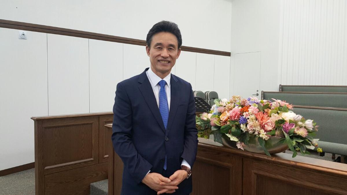 서울 스테이크 선교사업 담당 하태완형제