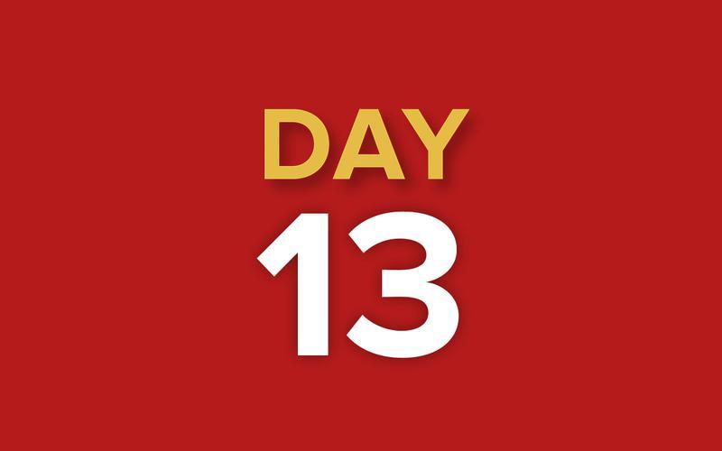 2017세상을비추라 - Day13