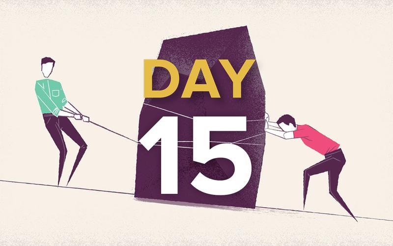 2017세상을비추라 - Day1