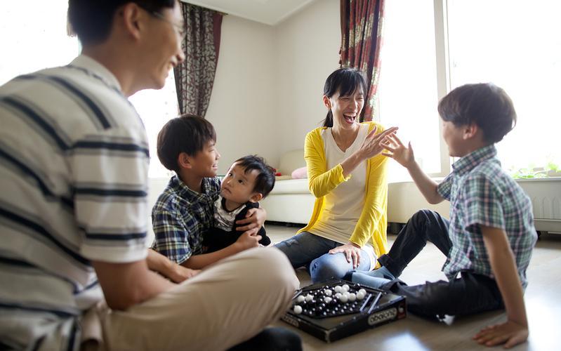백길환 형제 가족 활동 사진