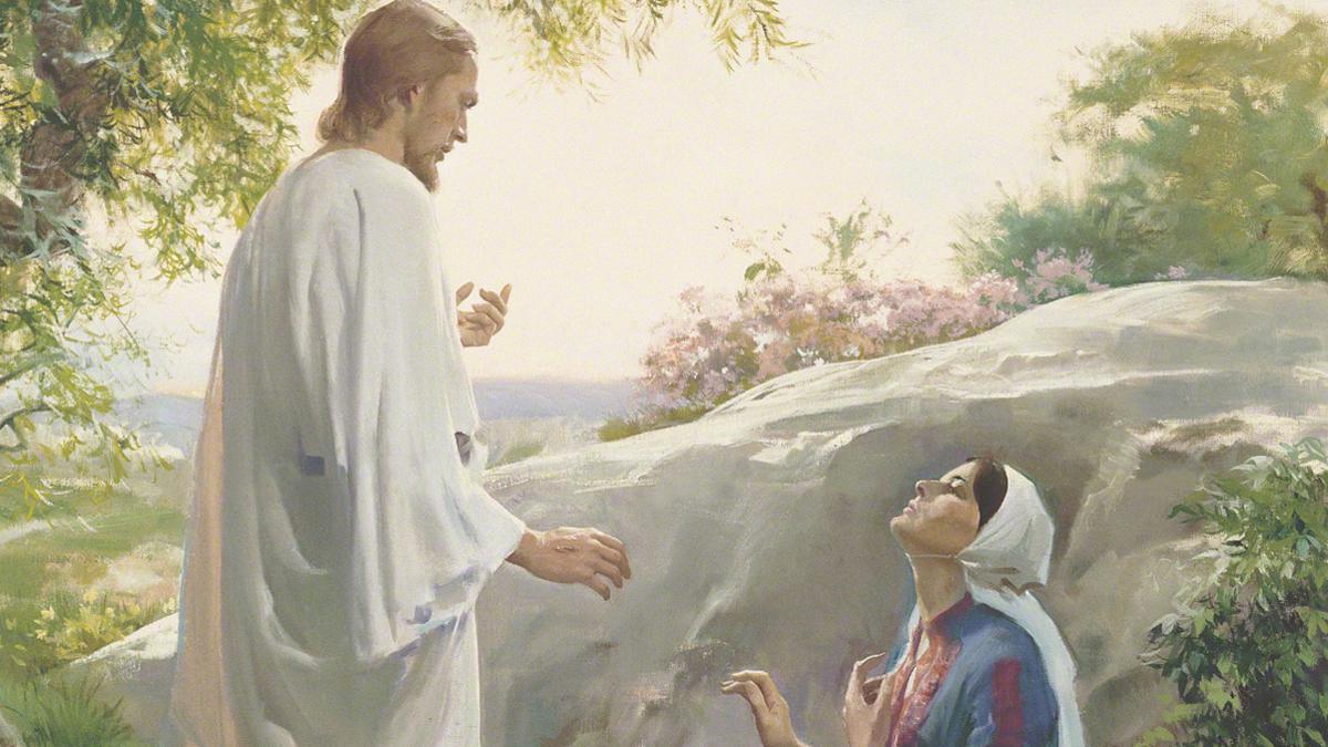 부활하신 예수 그리스도